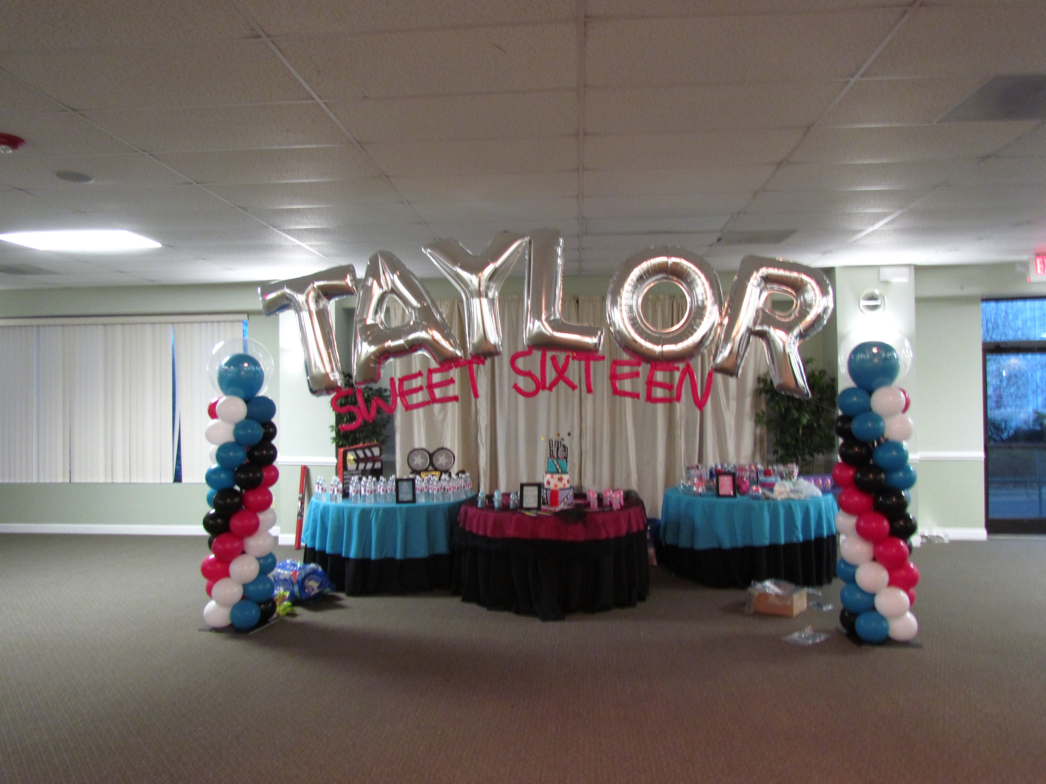 Birthday Special Event in Carnation Ballroom