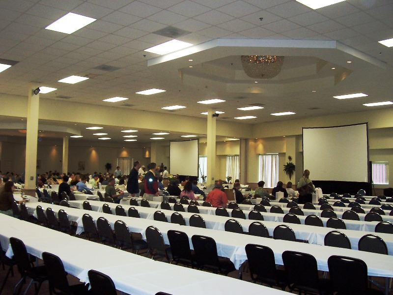 Business Event (classroom) in Grand